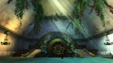 The Black Lion Vaults Level